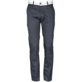 《期間限定セール開催中!》FRANKIE MORELLO メンズ パンツ ダークブルー 46 コットン 97% / ポリウレタン 3%