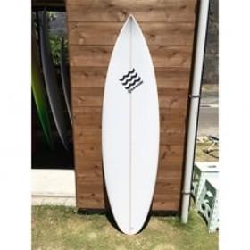 マリブポイントオリジナルブランド3Surfboardsのショートボードオーダー券「1名様」!