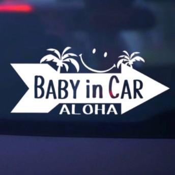 ベビーインカー/BABY IN CAR スマイル ハワイ