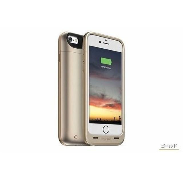 フォーカルポイントコンピュータ Juice Pack Air for iPhone 6-Gold MOP-PH-000070 代引不可