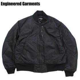 エンジニアドガーメンツ ENGINEERED GARMENTS ジャケット メンズ MA1 フライトジャケット AVIATOR JACKET ブラック F8D1191