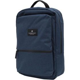 《期間限定セール開催中!》A.G. SPALDING & BROS. 520 FIFTH AVENUE New York メンズ バックパック&ヒップバッグ ブルー 紡績繊維