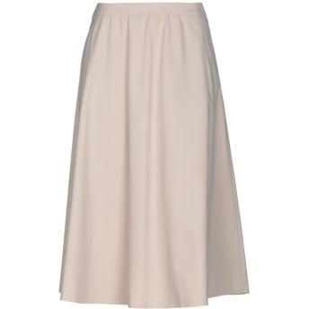 《セール開催中》PESERICO SIGN レディース 7分丈スカート ベージュ 42 コットン 98% / ポリウレタン 2%