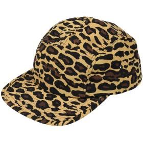 《9/20まで! 限定セール開催中》UNDERCOVER レディース 帽子 オークル 指定外繊維(テンセル) 100%