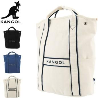 KANGOL カンゴール リュックサック A4 キャンバス barretta 250-4913