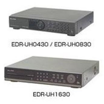 エルモ社 ユニバーサルハイブリッドレコーダー 4CH EDR-UH0430 代引不可