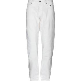 《期間限定 セール開催中》SIVIGLIA DENIM メンズ ジーンズ ホワイト 32 コットン 99% / ポリウレタン 1%