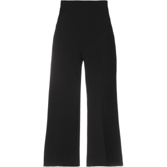 《セール開催中》CLIPS MORE レディース パンツ ブラック 44 ポリエステル 88% / ポリウレタン 12%
