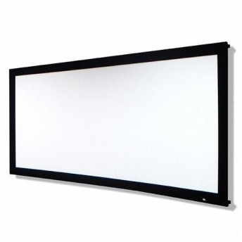 オーエス 120型張込スクリーン シネマスコープカーブドタイプ PA-120LC-02-WF302 代引不可