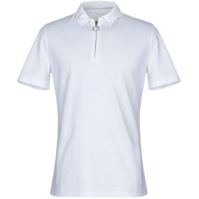 《セール開催中》LOW BRAND メンズ ポロシャツ ホワイト 3 コットン 100%