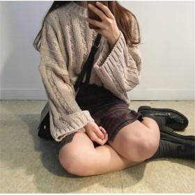 ★秋冬新作★女性服★ゆったりセーター/ニット/トップス/レディース/大きいサイズ