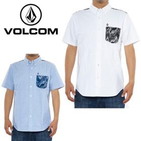 ボルコム VOLCOM シャツ 半袖 メンズ LO FI OX S/S A04118JB