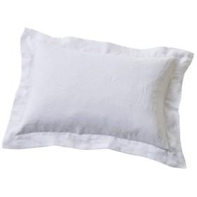 普通判(同色2枚組)(French Linenカバーリング ピローケース) H51101