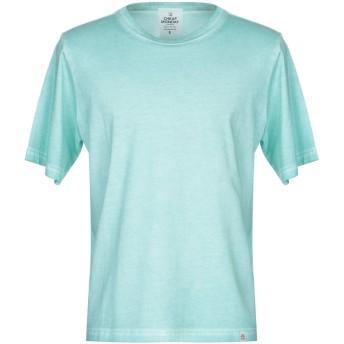 《セール開催中》CHEAP MONDAY メンズ T シャツ ライトグリーン S コットン 100%