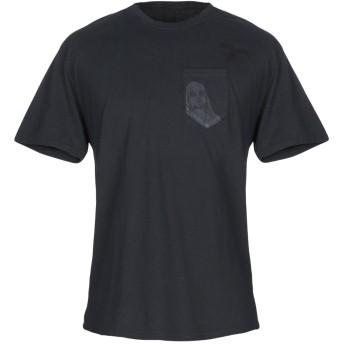 《セール開催中》A ALCHEMIST メンズ T シャツ スチールグレー XS コットン 100%
