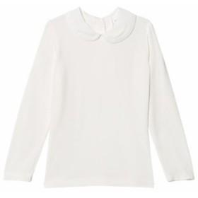 Hust&Claire Tシャツ 長袖 トップス キッズ 女の子【 Ivory Alberte T-Shirt】