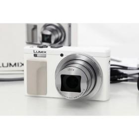 パナソニック LUMIX DMC-TZ85-W コンパクトデジタルカメラ ホワイト 【K016】