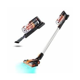 Snooker コードレス掃除機 2-in-1 スティッククリーナー ハンディクリーナー コードレス 掃除機 静音 軽量 充電式 サイクロン式 80