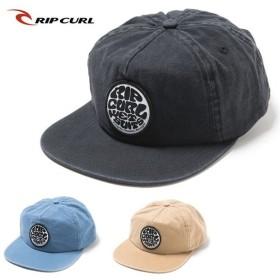 RIP CURL リップカール WASHED WETTY SNAP BACK CAP U02-908 【アウトドア/帽子/キャップ】