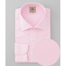 J.プレス メンズ ブロード ワイドカラーシャツ メンズ ピンク系 39-84 【J.PRESS MENS】