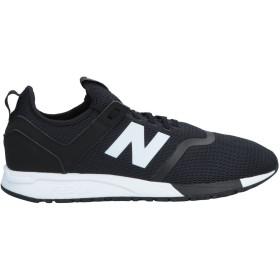 《期間限定セール開催中!》NEW BALANCE メンズ スニーカー&テニスシューズ(ローカット) ブラック 12 紡績繊維