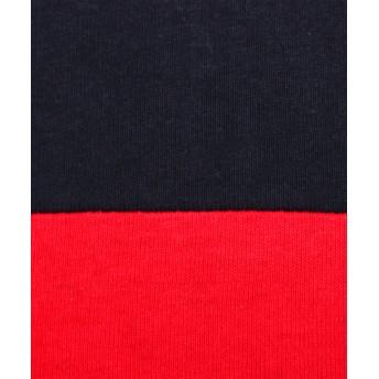 ポロシャツ - 8(eight) ラガーシャツ メンズ 長袖 ボーダー全3色 新作 ポロシャツボーダー 長袖 ロゴ カットソーイエロー レッド グリーンアメカジ系 ストリート系8(eight) エイト 8