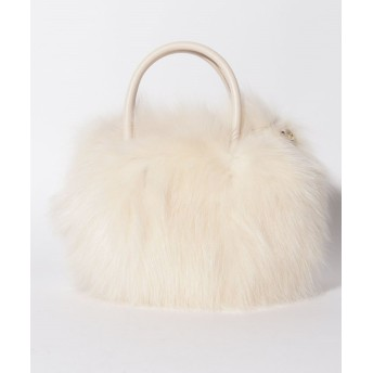 サミールナスリ Fox Fur Bag レディース OWHITE F 【SMIR NASLI】
