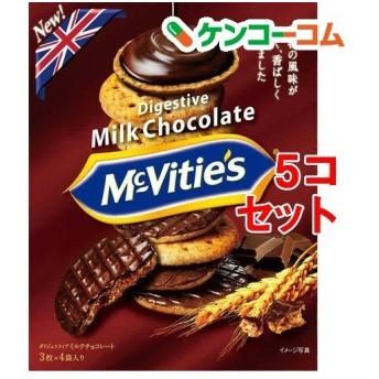 (訳あり)マクビティ ミルクチョコレート ( 3枚4袋入5コセット )/ マクビティ