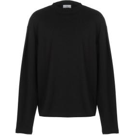 《期間限定 セール開催中》CHEAP MONDAY メンズ スウェットシャツ ブラック XS コットン 80% / ポリエステル 20%