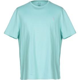 《期間限定 セール開催中》POLO RALPH LAUREN メンズ T シャツ ライトグリーン S コットン 100%