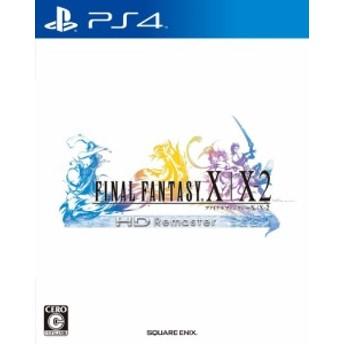 【中古】ファイナルファンタジー10/10-2 HD Remaster PS4 ソフト Playstation4 プレイステーション4 プレステ4 ソフト PLJM-84023