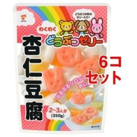 たいまつ わくわくどうぶつゼリー 杏仁豆腐 ( 350g6コセット )