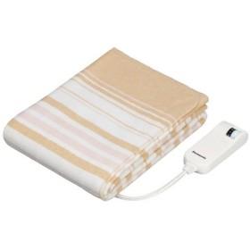 電気毛布 パナソニック DB-U12T-C [電気しき毛布 シングルSサイズ]