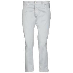 《期間限定 セール開催中》ENTRE AMIS メンズ パンツ ライトグレー 35 コットン 97% / ポリウレタン 3%
