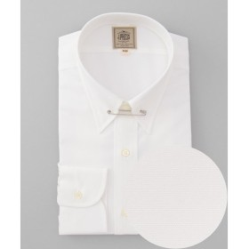 J.PRESS / ジェイプレス 【100% SUPER FINE COTTON】ブロード ピンホールカラーシャツ