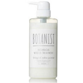 BOTANIST(ボタニスト) ボタニカル ウィンタートリートメント スムース ヒイラギとホワイトジャスミンの香り ポンプ 490g 1個 I-ne