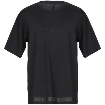 《セール開催中》BEN TAVERNITI UNRAVEL PROJECT メンズ T シャツ ブラック S コットン 100% / ポリエステル