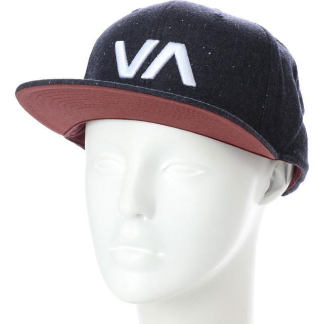 the latest 58d63 14553 ルーカ RVCA メンズ マリン 帽子 VA SNAPBACK AI041-909