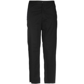 《セール開催中》MAURO GRIFONI メンズ パンツ ブラック 48 コットン 97% / ポリウレタン 3%