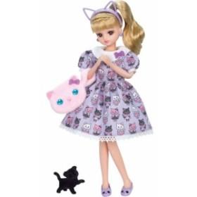 リカちゃん お人形 LD-09 ネコちゃんコーデ | おすすめ 誕生日プレゼント ギフト おもちゃ