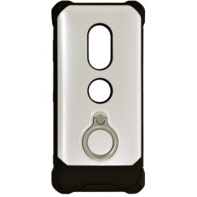 Xperia XZ3 Tough Ring ハイブリッドケース 4597XZ3HB ホワイト
