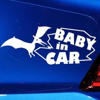 ベビーインカー/BABY IN CAR プテラノドン
