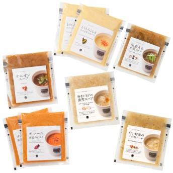 【送料無料】【期間限定】スープストックトーキョー 季節のスープセットA〈海老と玉子の淡雪スープ〉 たまひよSHOP・たまひよの内祝い