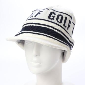ニューエラ NEW ERA ゴルフ ニット帽子 キャップ KNIT ホワイト 11781150