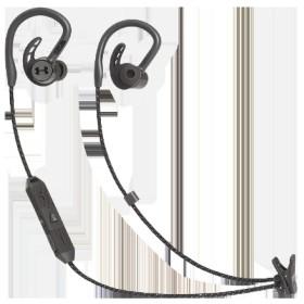 bluetooth イヤホン カナル型 UA SPORT WIRELESS PIVOT ブラック UAJBLPIVOTBLK [リモコン・マイク対応 /ワイヤレス(左右コード) /Bluetooth]