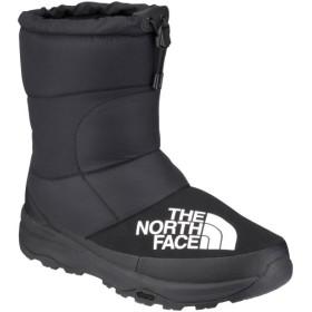 ザ ノース フェイス THE NORTH FACE ブーツ ヌプシ ダウン ブーティー (KK/TNFブラック x ブラック) 19FW-I