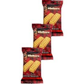 ウォーカー ショートブレッドフィンガー 1セット(3袋)