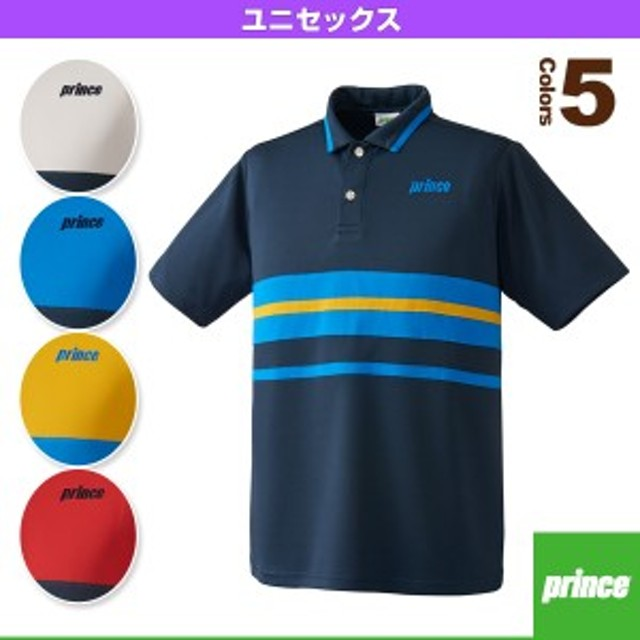 8fd37a6138064 プリンス ウェア(メンズ/ユニ)]ゲームシャツ/ユニセックス(WU8115 ...