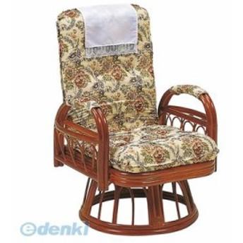 [RZ-923]「直送」【代引不可・他メーカー同梱不可】 ギア回転座椅子RZ923