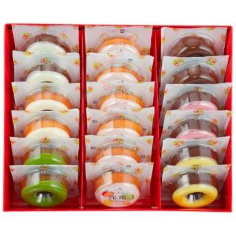 【送料無料】【期間限定】青山リングリング 焼きドーナツ18個〈りんご〉 たまひよSHOP・たまひよの内祝い
